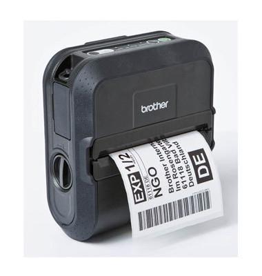 Etikettendrucker RJ-4040 für den mobilen Einsatz