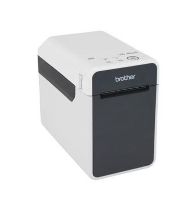 Etiketten- und Belegdrucker TD-2020 für den mobilen Einsatz