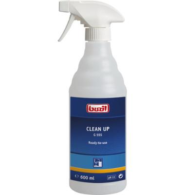 Spezialreiniger G555 Clean up 600ml