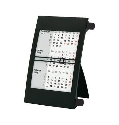Dreimonats-Tischkalender  JK2SW 3Monate/1Seite 11x18cm 2022