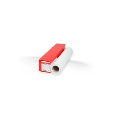 Plotter-Fotopapier satiniert weiß 36 Zoll, 914mm x 30m, 170 g/m2