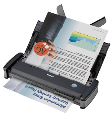 Dokumentenscanner P-215II A4 15S/Min. 600x600dpi Duplex