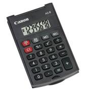 Taschenrechner AS-8 Batterie LCD-Display schwarz 1-zeilig 8-stellig