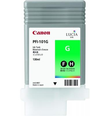 Druckerpatrone PFI-101G, grün für IPF 5000, IPF 5100,IPF 6100,IPF 6200