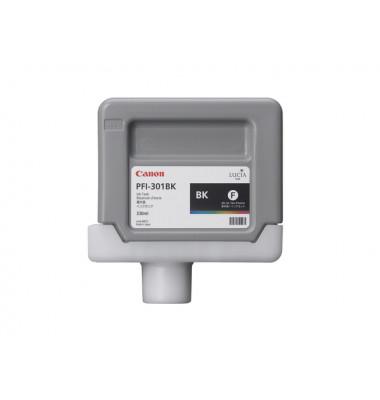 Druckerpatrone PFI-301BK, schwarz für iPF8000,iPF9000,iPF8000S,iPF9000S