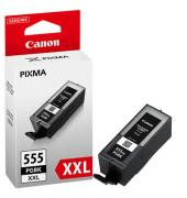 Druckerpatrone PGI-555PGBK XXL Pigmentiertes schwarz für Pixma