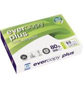 evercopy plus A4 80g Kopierpapier weiß 500 Blatt