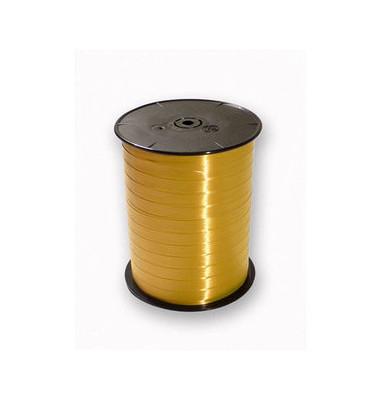 Geschenkband 601775C 7mm x 500m metallic gold