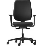 speed-o comfort schwarz Bürodrehstuhl mit Armlehnen