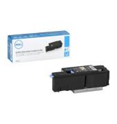 Toner Cartridge C5GC3 cyan für Color Laser Printer 1250c, 1350c,