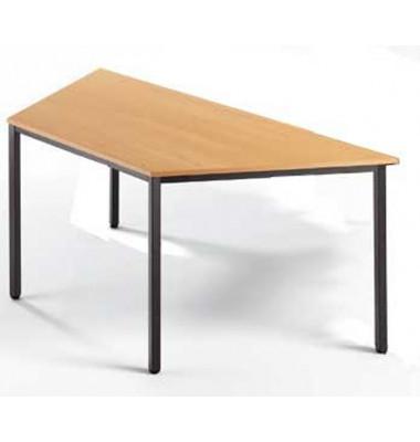 Schreibtisch Line 21726001 buche rechteckig 160x80 cm (BxT)