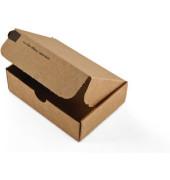 Versandschachtel Modulbox 1-wellig 140x101x43 mm braun 20 Stück