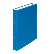 Ringbuch 2 Ringe 20mm blau A4