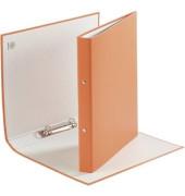 Ringbuch 2 Ringe 20mm orange A4