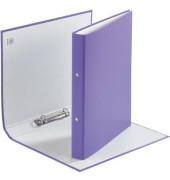 Ringbuch 2 Ringe 20mm violett A4