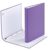 Ringbuch 4 Ringe 20mm violett A4