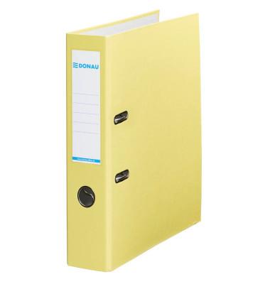 3970001-11 gelb Ordner A4 75mm breit