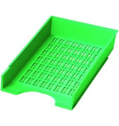Briefablage 7470001 A4 / C4 grün stapelbar