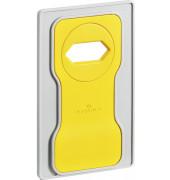 Variocolor Phone Holder, gelb. Ladehalterung für Smartphones