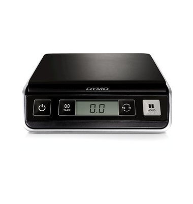 Digitale Briefwaage M2 b.2kg schwarz 3AAA Batterie