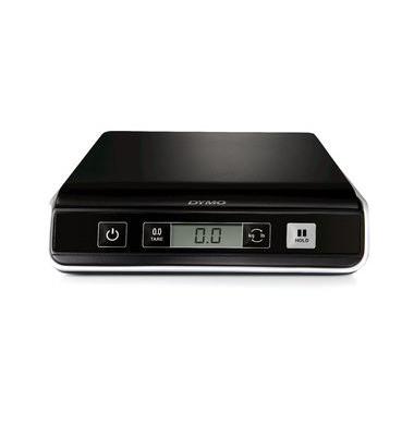 Digitale Briefwaage M5 b.5kg schwarz 3AAA Batterie