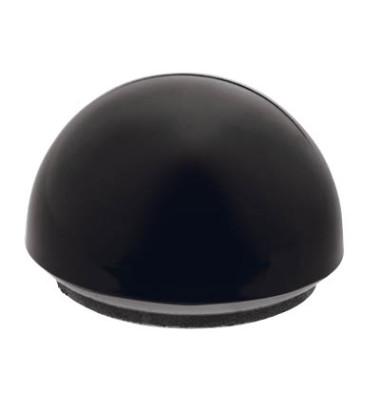 Kugelmagnete rund 0,6kg Haftkraft schwarz D:30mm 10 St