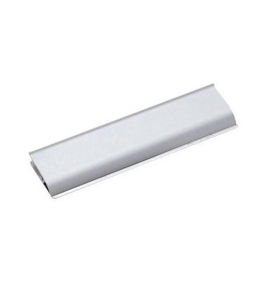 Klemmleiste Aluminium silber 4x15,6cm