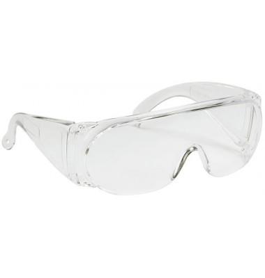 Schutzbrille Universal Einscheiben 2 mm Bügelbrille mit