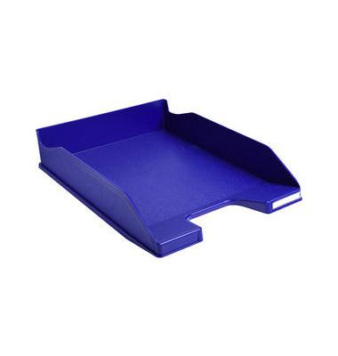 Briefablage Combo 2 A4 / C4 nachtblau staplebar
