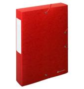 Sammelmappe Scotten 50915E, A4 Karton, für ca. 550 Blatt, rot
