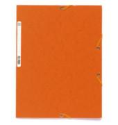 Eckspannmappe 55504E Nature Future A4 400g orange
