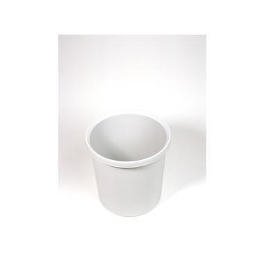 Papierkorb H61057 linear 18 Liter lichtgrau