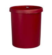 Papierkorb H61061, 30 Liter rot