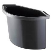 Abfalleinsatz 2 Liter für H61057/58 schwarz