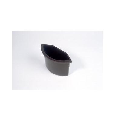 Abfalleinsatz 2 Liter für H61059 + 69059 schwarz