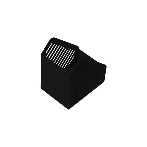 helit stehsammler 118 x 168 x 190mm a5 kunststoff schwarz. Black Bedroom Furniture Sets. Home Design Ideas