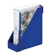 Stehsammler H63615-34 Linear A4 102x271x290mm A4 Kunststoff blau