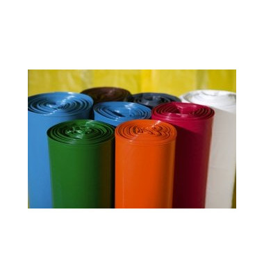 Müllsäcke 70 L 0,04mm blau 57,5x100mm 25 St