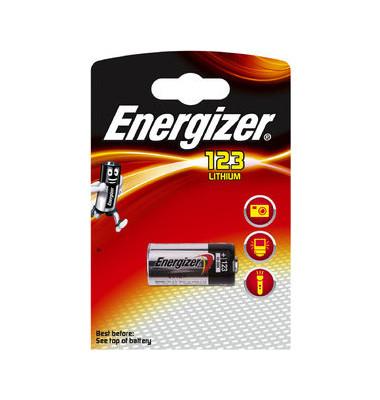 Fotobatterie Lithium Photo CR123