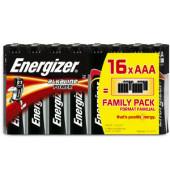 Batterie Alkaline Power Micro / LR03 / AAA 16 Stück