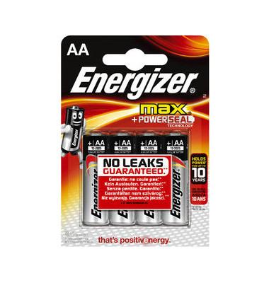 Batterie Max Mignon / LR06 / AA 4 Stück