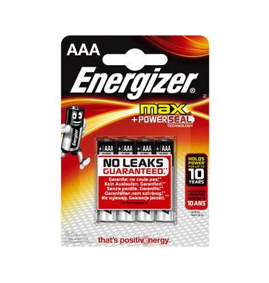 Batterie Max Micro / LR03 / AAA 4 Stück