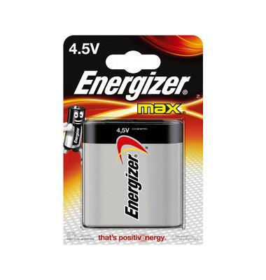 Batterie Max Flachbatterie / 3LR12 / 4,5 V-Block