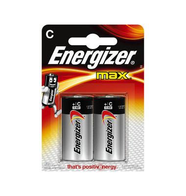 Batterie Max Baby / LR14 / C 2 Stück