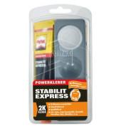 Zweikomponentenkleber Stabilit Express schwarz/gelb 30g