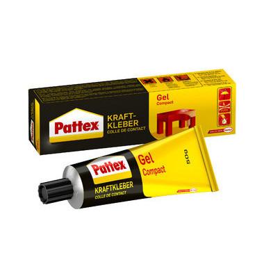 Kontaktkleber Gel Compact Tube schwarz/gelb  50g