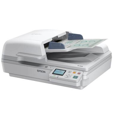 Epson GT-1500 DIN A4 Dokumentenscanner 1200 DPI, USB 2.0, Autom. Dokumenteneinzug bis zu 40 Blatt