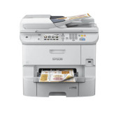 Farb-Tintenstrahl-Multifunktionsgerät WorkForce Pro WF-6590DWF 4-in-1 Drucker/Scanner/Kopierer/Fax bis A3