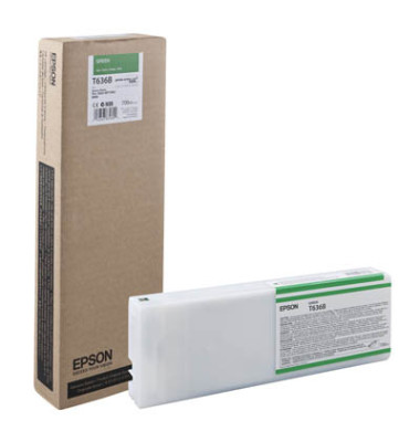 Druckerpatrone f.Stylus Pro 9900 grün 700ml