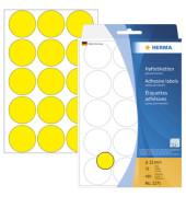 Markierungspunkte 2271 gelb Ø 32mm 480 Stück